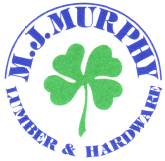 MJ Murphy Lumber and Hardware Logo