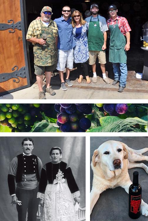 Boete Family photo