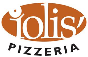 iolis' pizzeria logo