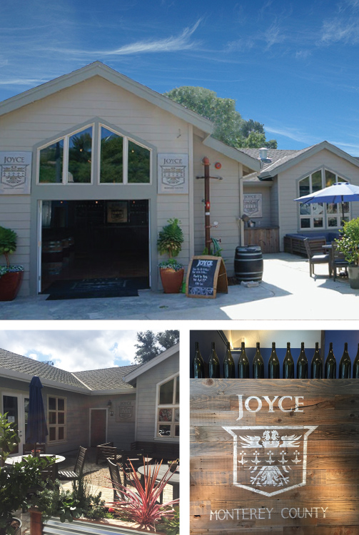 Joyce Vineyards Tasting Room