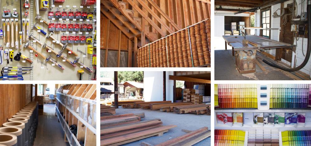 M.J. Murphy Lumber & Hardware Store