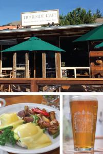 Trailside Cafe and Beer Garden