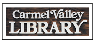 Carmel Valley Library Logo