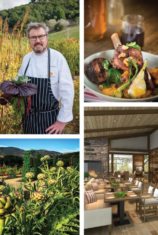 Carmel Valley Ranch - Valley Kitchen