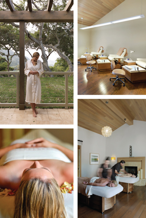 Carmel Valley Ranch Spa Aiyana
