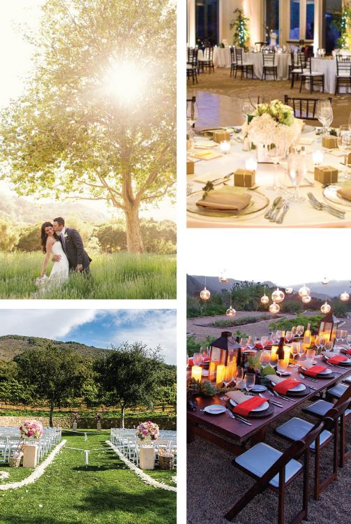 Carmel Valley Ranch Weddings