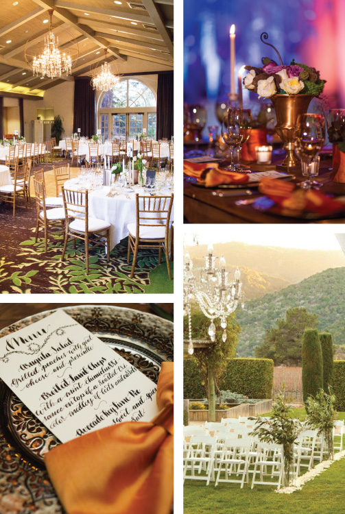 Bernardus Lodge and Spa - Weddings