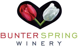 Bunter Spring Winery Logo