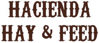 Hacienda Hay and Feed Logo