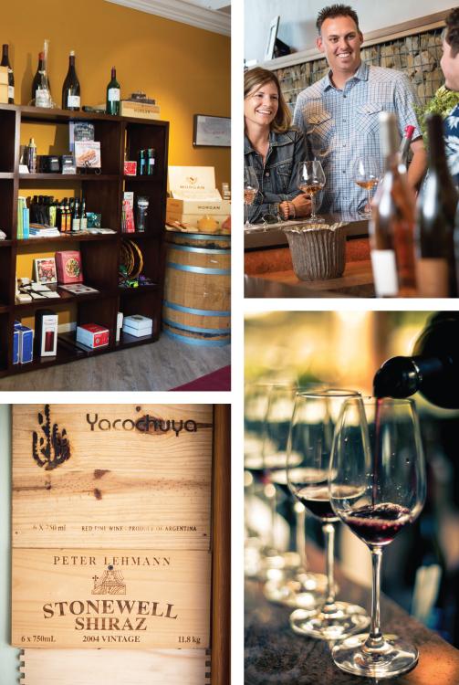 The Crossroads - Wine
