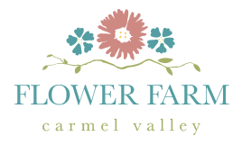Carmel Valley Flower Farm Logo