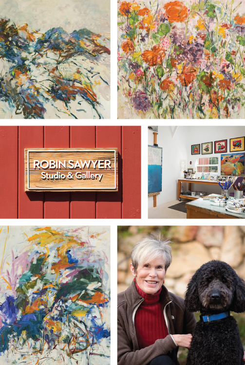 Robin Sawyer Studio and Gallery