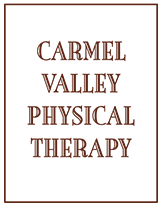 Carmel Valley Physical Therapy Logo