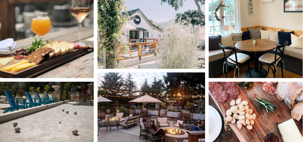 The Wine House in Carmel Valley