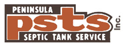 Logo for Peninsula Septic Tank Service