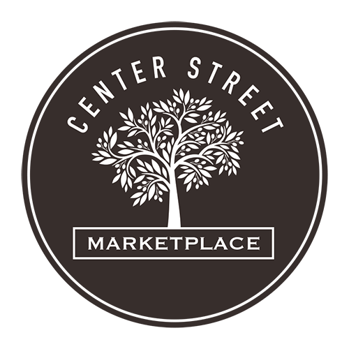 Center Street Marketplace Logo