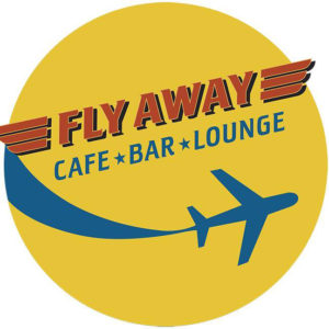 Logo for Fly Away Cafe and Bar