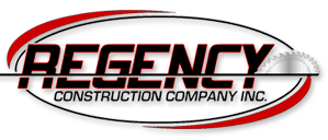 Logo for Regency Construction Inc.