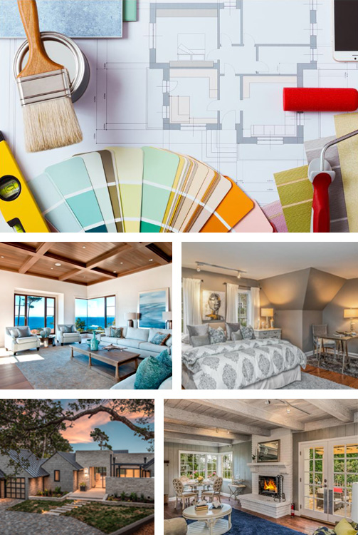 photos of Luxe Carmel Solutions projects